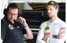 Romain Grosjean - Lotus - GP Ungarn - Budapest - Qualifying - Samstag - 25.7.2015