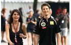 Romain Grosjean & Marion Jolles Grosjean