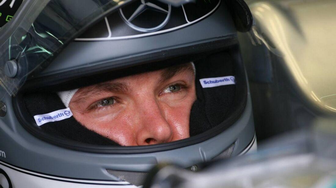 Rosberg GP Malaysia 2011 Formel 1