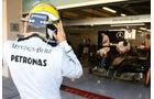 Rosberg - Pirelli Test