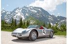 Rossfeldrennen, Porsche RS60, Seitenansicht