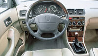 Rover 600, Cockpit