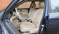 Rover 75 2.5 V6, Fahrersitz
