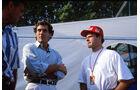 Rubens Barrichello - Ayrton Senna - GP San Marino 1994 - Imola