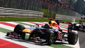 Rubens Barrichello - GP Italien - Monza - 10. September 2011