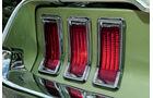 Rücklichter des Ford Mustang Hardtop Coupé