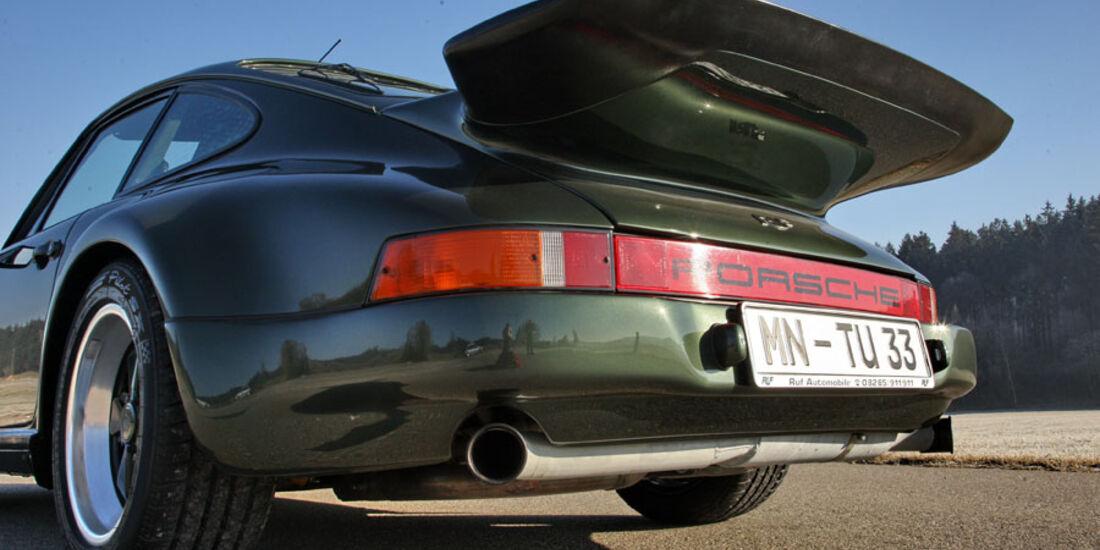 Ruf-Porsche 911 Turbo Spoiler