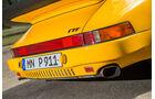 Ruf-Porsche CTR, Endrohr