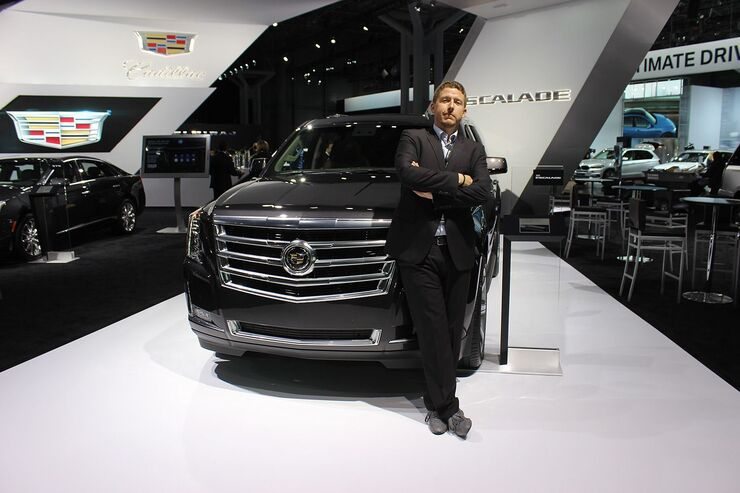 Rundgang New York Auto Show 2014 SUV und Pickups
