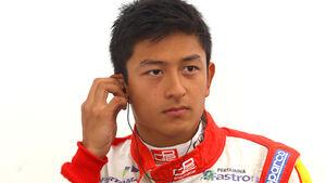 Ryo Haryanto - GP2 - 2015