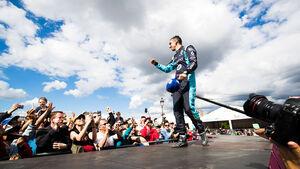 Sébastien Buemi - Formel E - eDams - Paris 2017