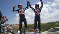 Sébastien Ogier - VW - Rallye Sardinien - WRC