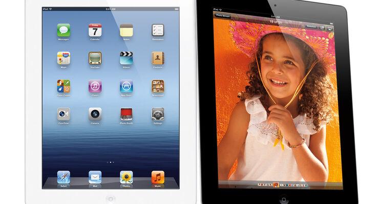 SI-Studie - iPad, Gewinspiel