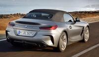 SPERRFRIST 07/11/18 00:01 Uhr BMW Z4 G29 2019 Fahrbericht