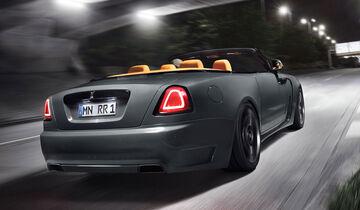 SPOFEC OVERDOSE Rolls-Royce Dawn