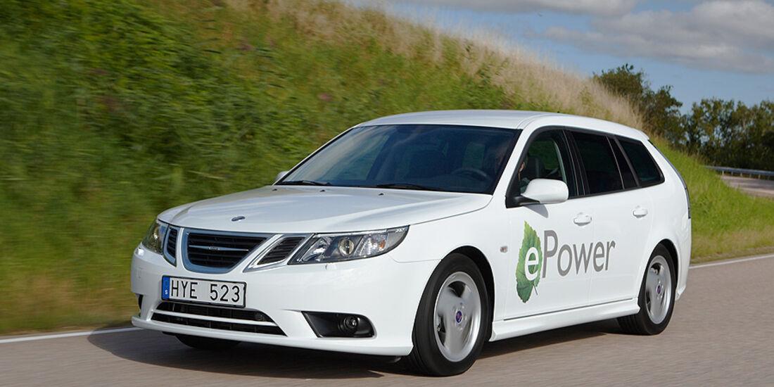 Saab 9-3 ePower