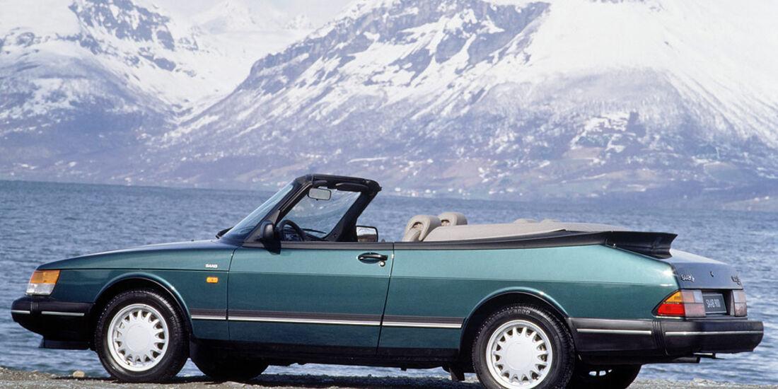 Saab 900 Cabrio von 1992