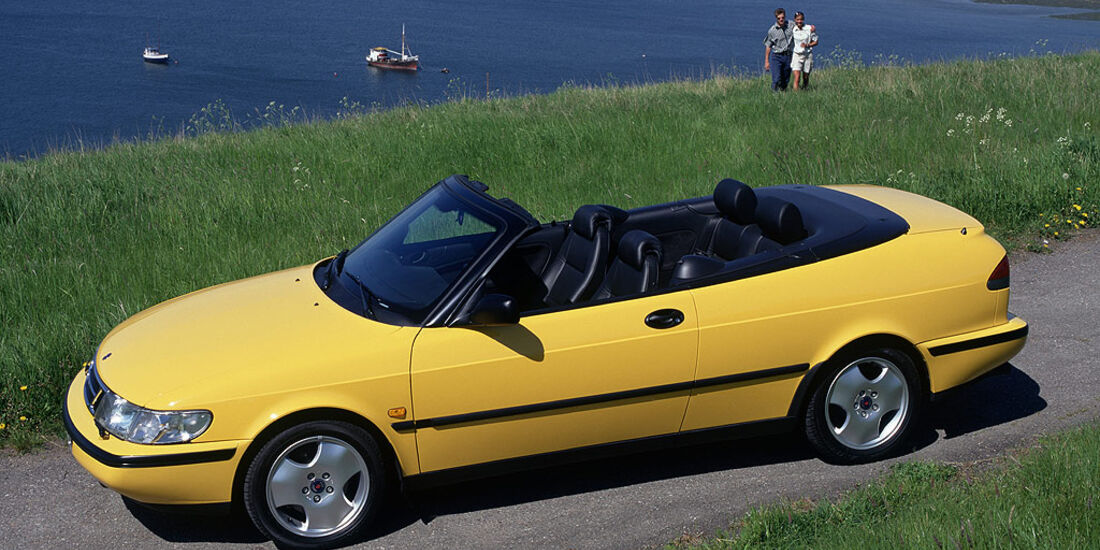 Saab 900 Cabrio von 1998