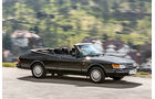 Saab 900i 16 Cabrio, Seitenansicht