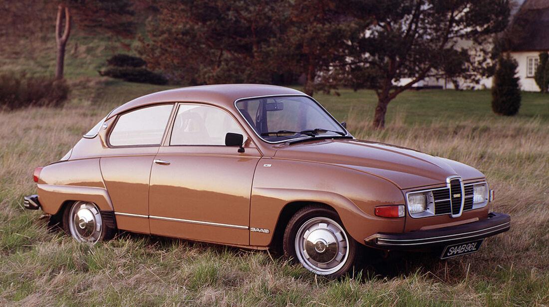Saab 96 von 1977