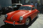 Sachsen Classic 2012, Teilnehmer, Porsche 356 B 2000
