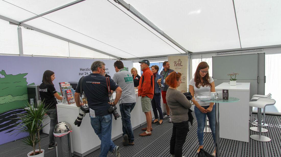 Sachsen Classic 2016, Start, Tag 1