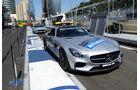Safety-Car - Formel 1 - GP Aserbaidschan - Baku - 15. Juni 2016