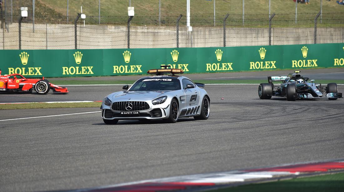 Safety-Car - Formel 1 - GP China 2018