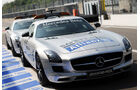 Safety-Car - Formel 1 - GP Italien - Monza - 5. September 2013