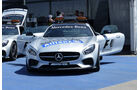 Safety-Car - Formel 1 - GP Kanada - Montreal - 4. Juni 2015