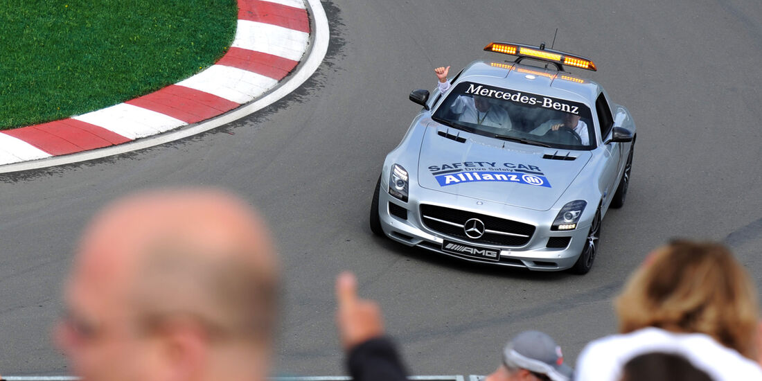 Safety-Car - Formel 1 - GP Kanada - Montreal - 6. Juni 2014