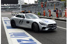 Safety-Car - Formel 1 - GP Mexico - 29. Oktober 2015