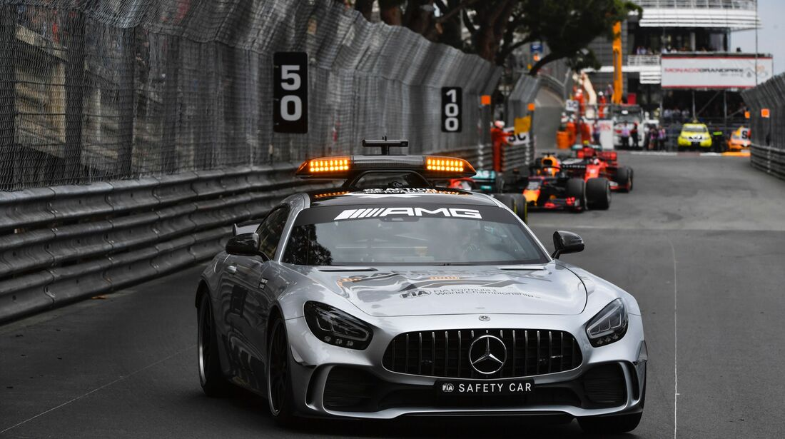 Safety Car - Formel 1 - GP Monaco - 26. Mai 2019