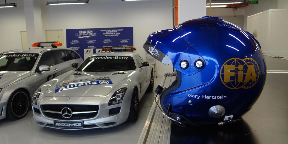 Safety-Car - Formel 1 - GP Singapur - 22. September 2012
