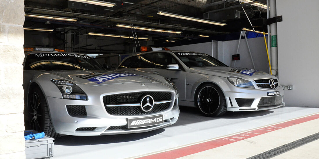 Safety-Car - Formel 1 - GP USA - Austin - 13. November 2013