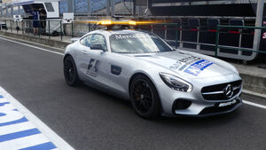 Safety Car  - Formel 1 - GP Ungarn - 21. Juli 2016
