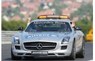 Safety-Car - Formel 1 - GP Ungarn - 26. Juli 2013