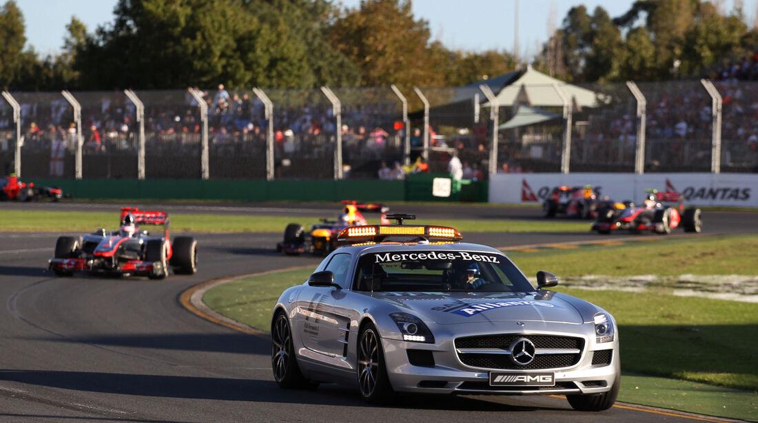Safety-Car GP Australien 2012