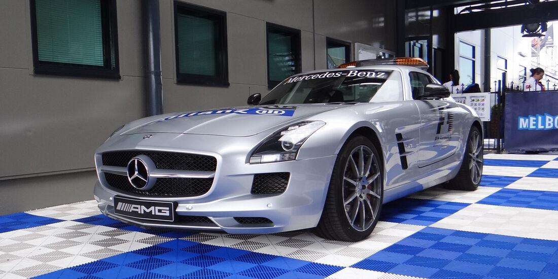 Safety-Car - GP Australien - Melbourne - 15. März 2012
