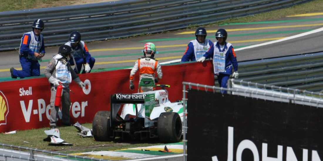 Safety-Car GP Brasilien 2010