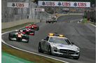 Safety-Car GP Brasilien 2012