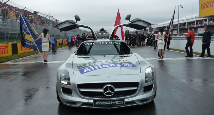 Safety-Car GP Kanada 2011