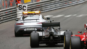 Safety-Car - GP Monaco 2015