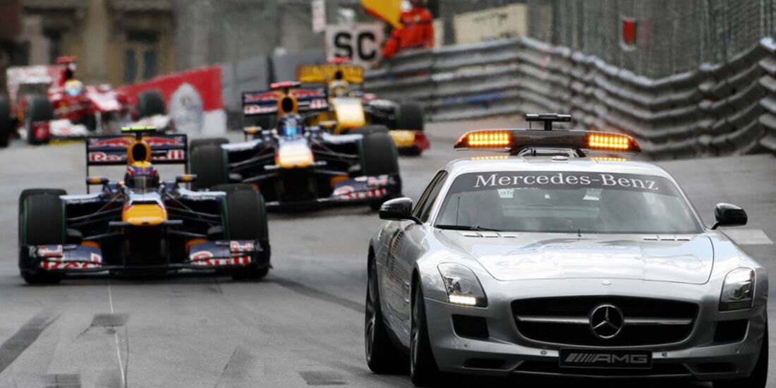 Safety-Car Monaco 2010