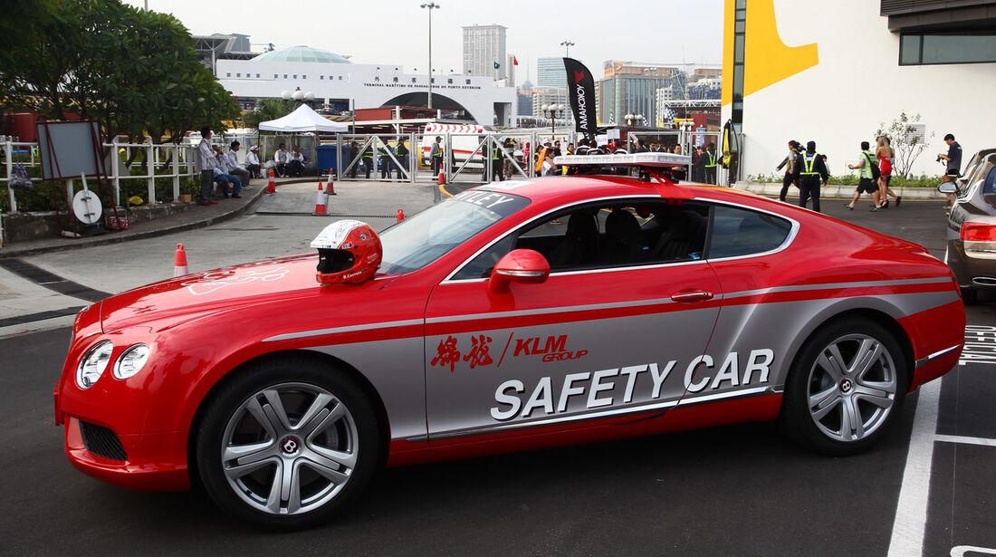 Safety-Car WTCC Macao 2013