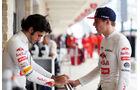 Sainz & Verstappen - Toro Rosso - Formel 1 - GP USA - Austin - Formel 1 - 24. Oktober 2015