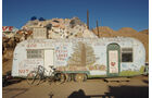 Salvation Mountain Cars, Airstream