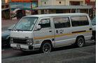 Sammeltaxen in Südafrika