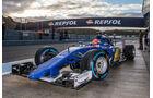 Sauber C32 - Technik-Check - Formel 1 - 2015