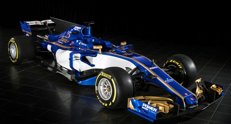 Sauber C36 - Formel 1 2017 - Rennwagen